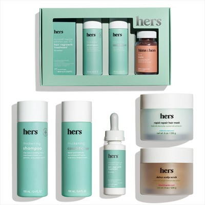 Hers Hair Care Collection