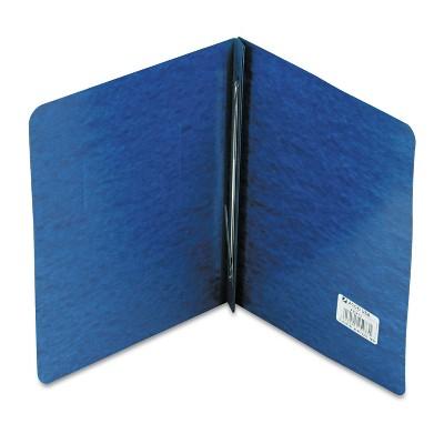 "ACCO Pressboard Report Cover Prong Clip Letter 3"" Capacity Dark Blue 25973"