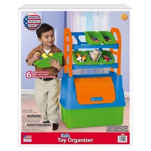 american plastic toys toy organizer target