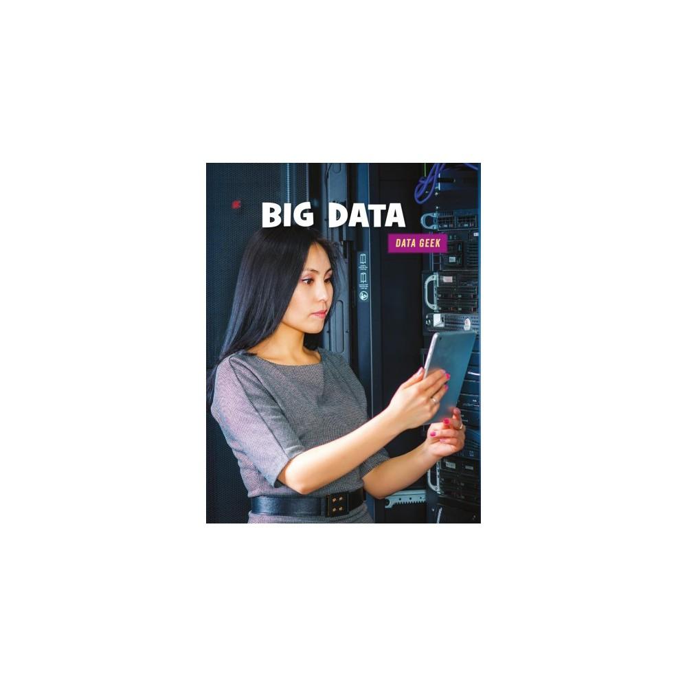 Big Data (Paperback) (Kristin Fontichiaro)