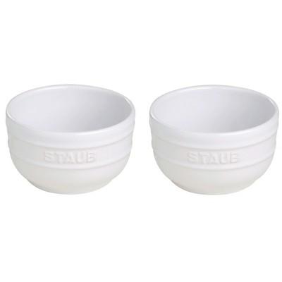 Staub Ceramic 2-pc Prep Bowl Set