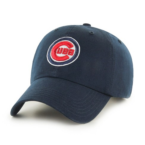 59c54ec7114 MLB Chicago Cubs Navy Classic Adjustable Baseball Hat. Shop all MLB