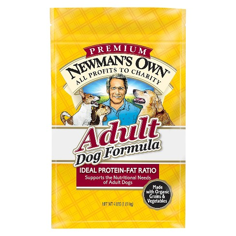 Newman's Own Organic Grain and Vegetables Advanced Dry Dog Food - image 1 of 1