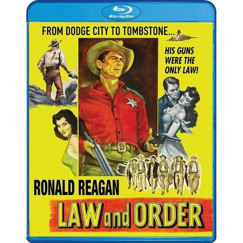 Law And Order (Blu-ray) - image 1 of 1