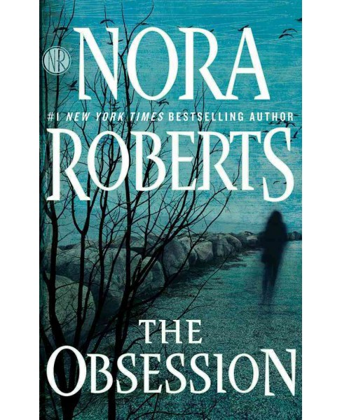 Obsession (Unabridged) (CD/Spoken Word) (Nora Roberts) - image 1 of 1