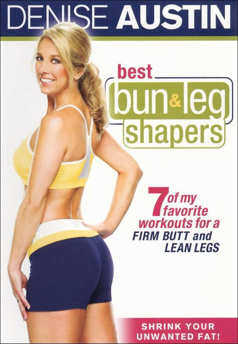 Denise Austin: Best Bun & Leg Shapers (dvd_video) - image 1 of 1