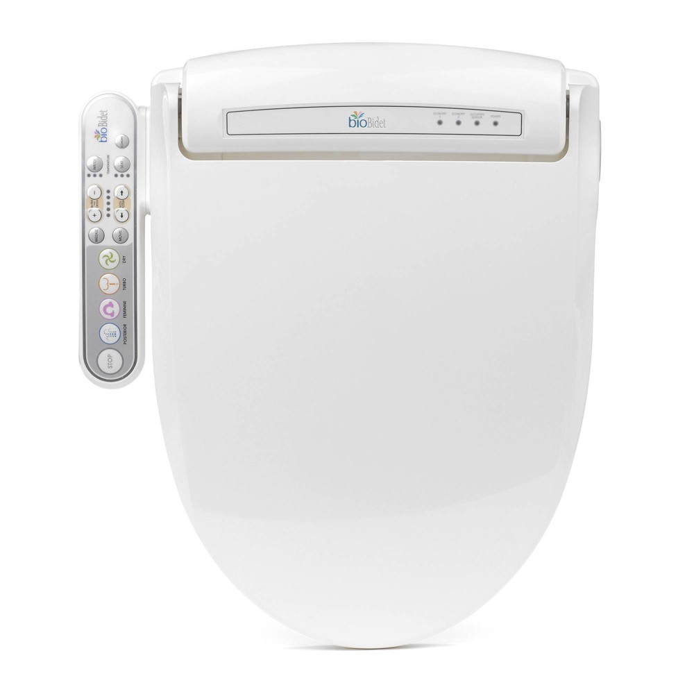 Image of Prestige Elongated Toilet Seat White - Bio Bidet