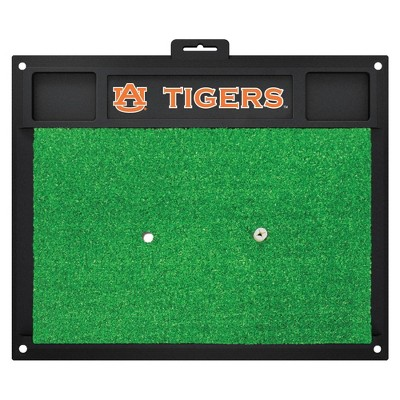 NCAA Auburn Tigers Fan mats Golf Hitting Mat