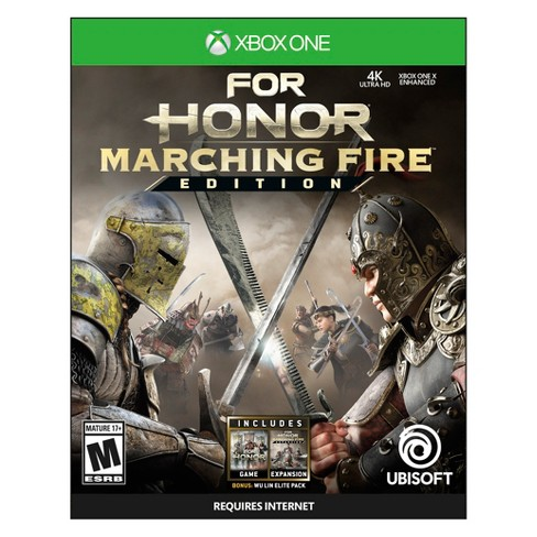 For Honor: Marching Fire Edition - Xbox One - image 1 of 4