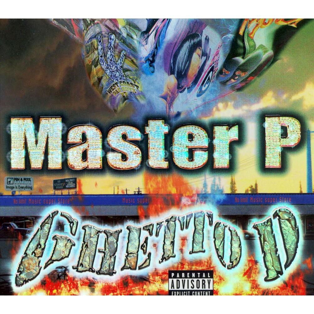 Master P - Ghetto D 10th Anniversary Edition (CD)