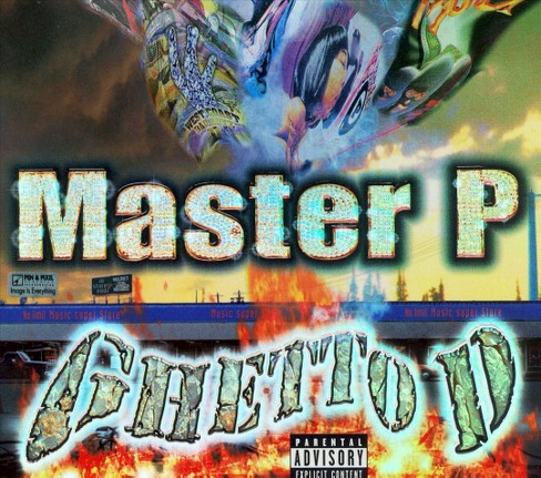 Master P - Ghetto D 10th Anniversary Edition (CD) - image 1 of 1