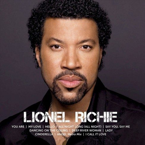 Icon: Lionel Richie - image 1 of 1