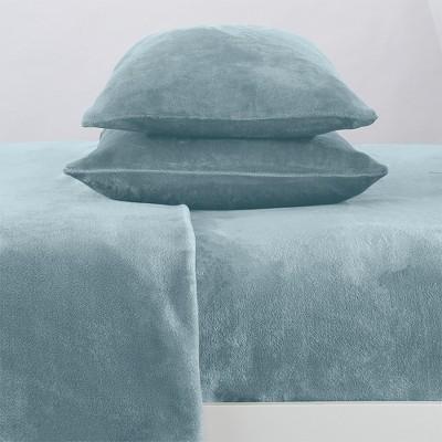 Great Bay Home Velvet Plush Luxury Sheet Sets