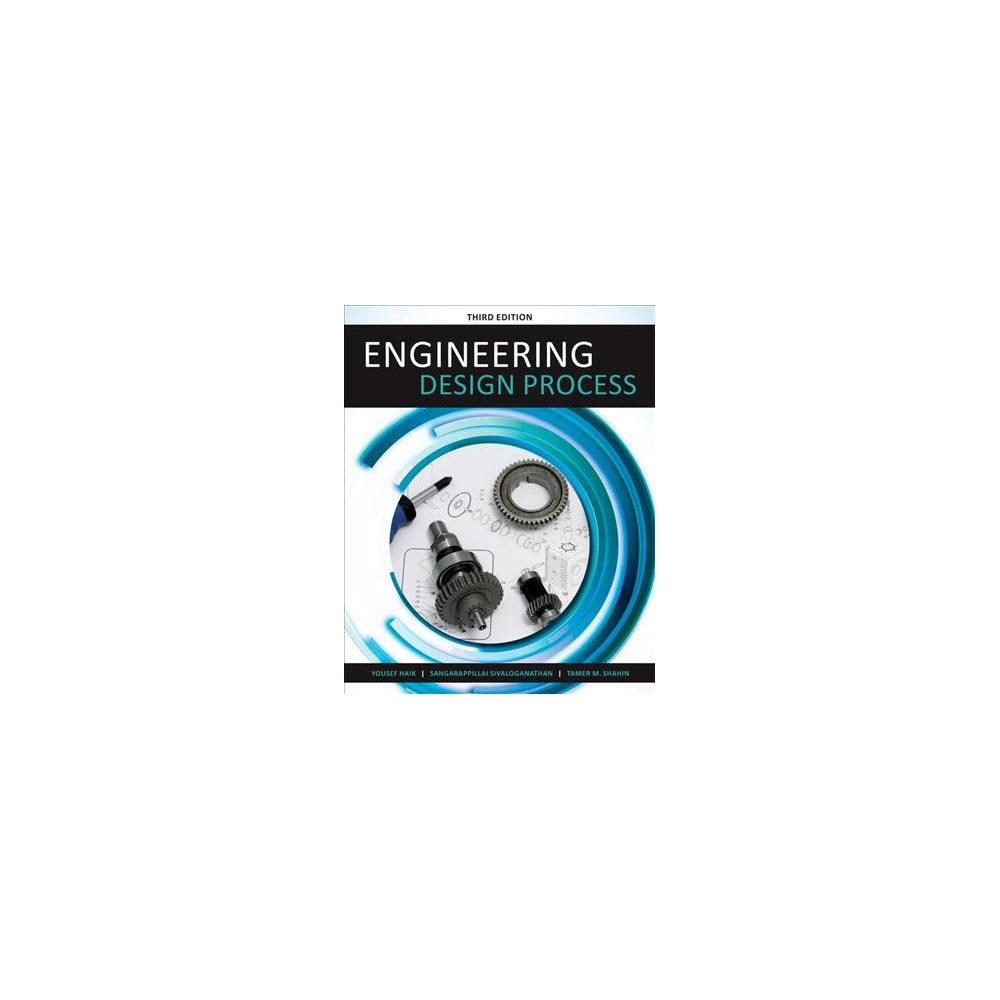 Engineering Design Process (Paperback) (Yousef Haik & Sangarappillai Sivaloganathan & Tamer Shahin)