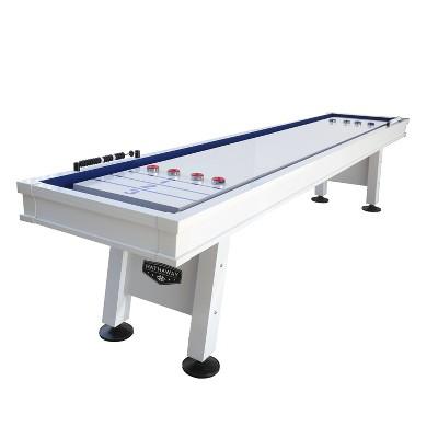 Hathaway Crestline 12' Outdoor Shuffleboard Table