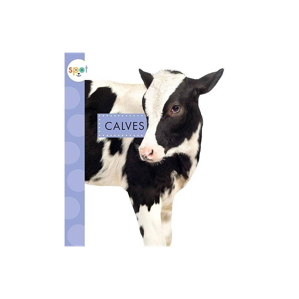 Calves Spot Baby Farm Animals By Anastasia Suen Paperback