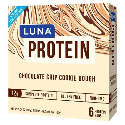 Granola & Protein Bars: LUNA Protein