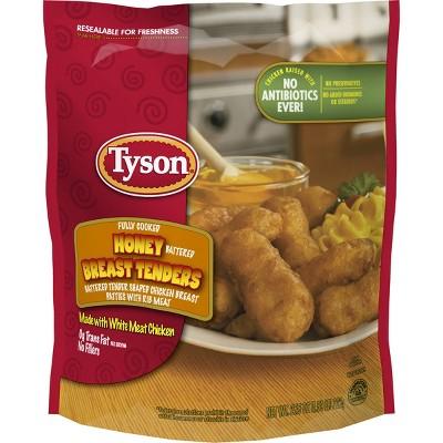 Tyson Honey Battered Breast Tenders - Frozen - 25.5oz