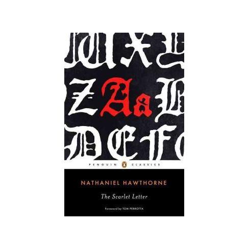 Scarlet Letter Paperback Nathaniel Hawthorne Target