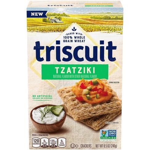 Triscuit Tzatziki - 8.5oz - image 1 of 4