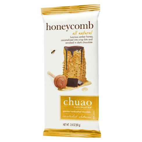 Chuao Chocolatier Honeycomb in Dark Chocolate - 2.8oz - image 1 of 1