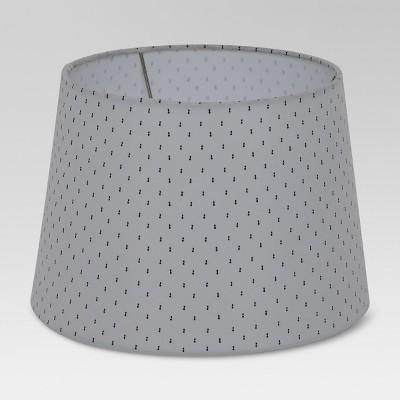Printed Drum Large Lamp Shade White - Threshold™
