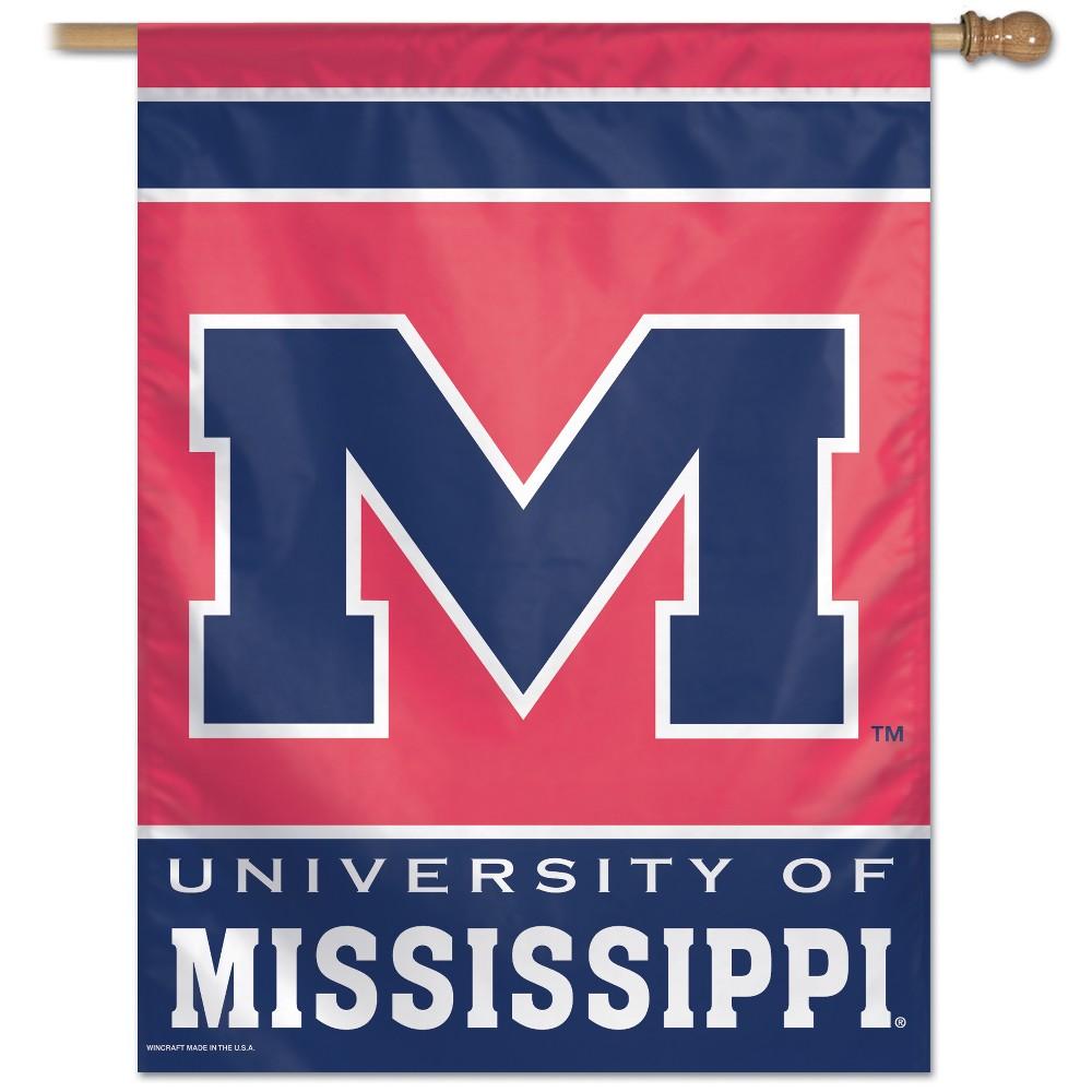 NCAA Ole Miss Rebels Vertical Banner