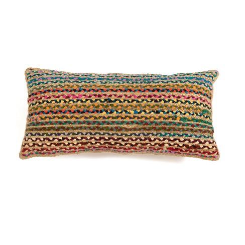 Mirabel Rectangle Pillow - Shiraleah - image 1 of 1