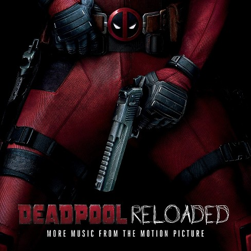 Various - Deadpool reloaded (More music from th (CD) - image 1 of 1