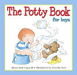Potty Book for Boys (Hardcover)(Alyssa Satin Capucilli)