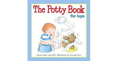 Potty Book for Boys (Hardcover) (Alyssa Satin Capucilli) - image 1 of 2