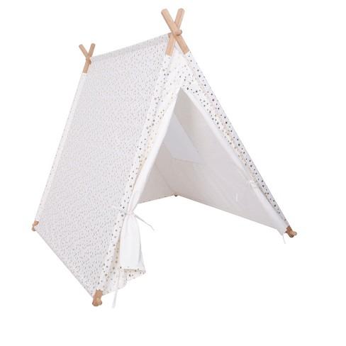 A Frame Tent Bright Gold - Pillowfort™ : Target
