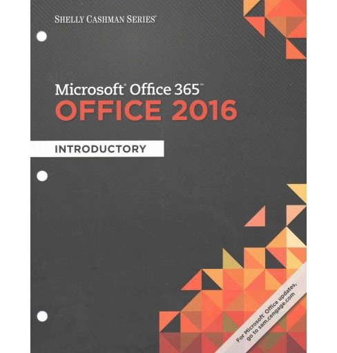 Microsoft Office 365 Office 2016 : Introductory (Paperback) (Steven M. Freund) - image 1 of 1