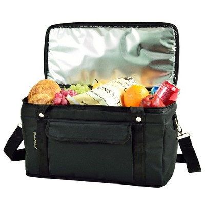 Picnic at Ascot Ultimate 24 - Quart Cooler- Combines Best Qualities of Hard & Soft Collapsible Coolers