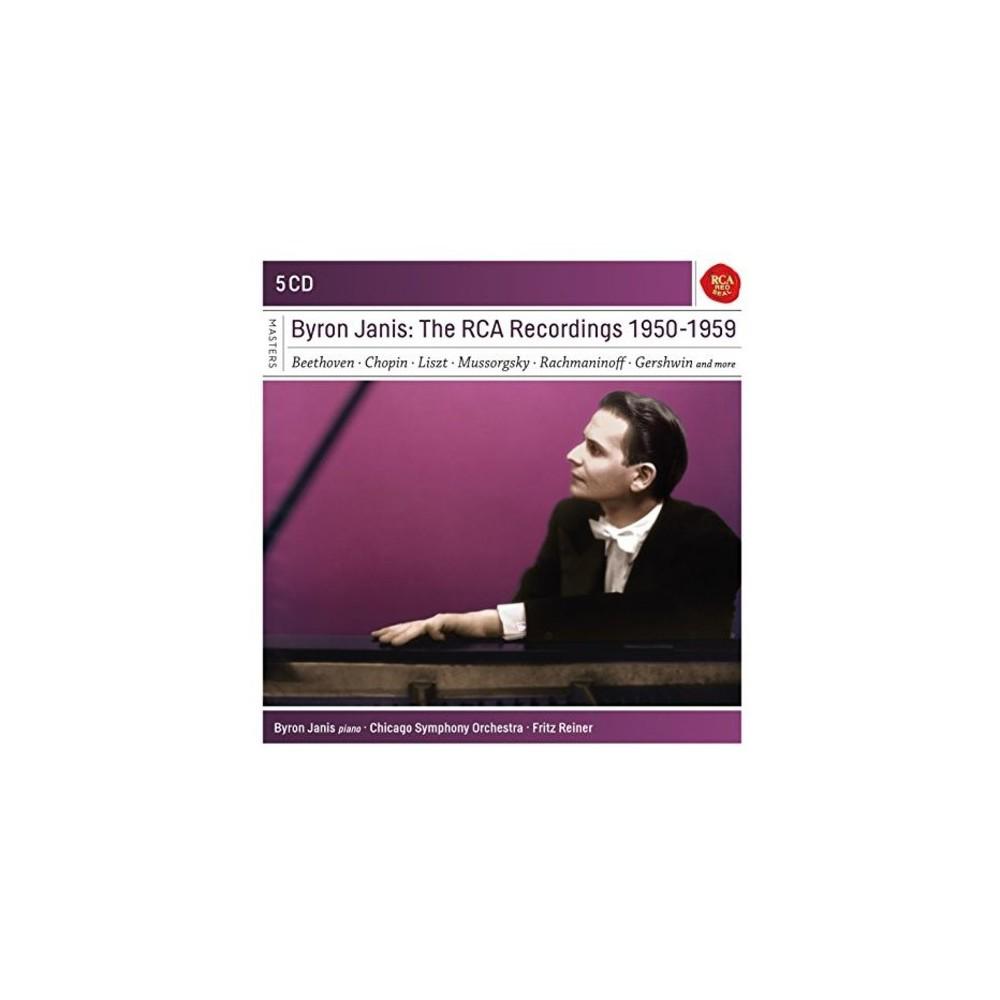 Byron Janis - Rca Recordings:1950-1959 (CD)