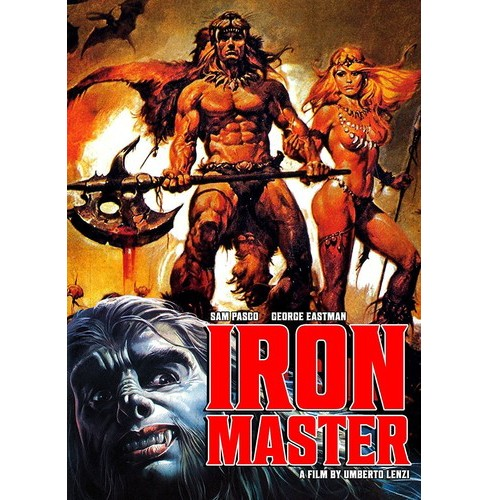 Iron Master (DVD) - image 1 of 1