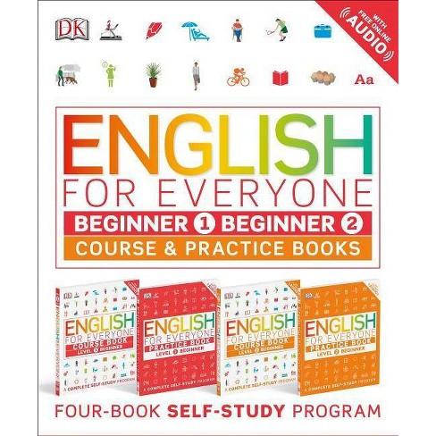 English for Everyone Slipcase: Beginner - (Paperback)