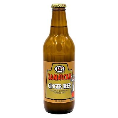 DG Jamaican Ginger Beer Soda 12oz