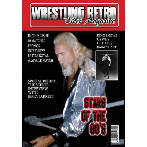 Wrestling Retro Stars of the 80s (DVD) - image 1 of 1