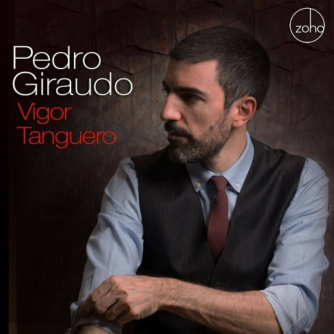Pedro Giraudo - Vigor Tanguero (CD) - image 1 of 1