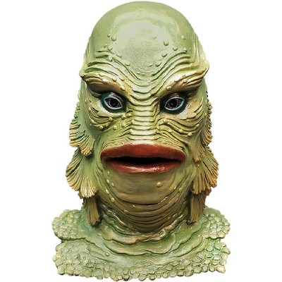 Trick Or Treat Studios Universal Monsters Adult Latex Costume Mask | Creature from the Black Lagoon
