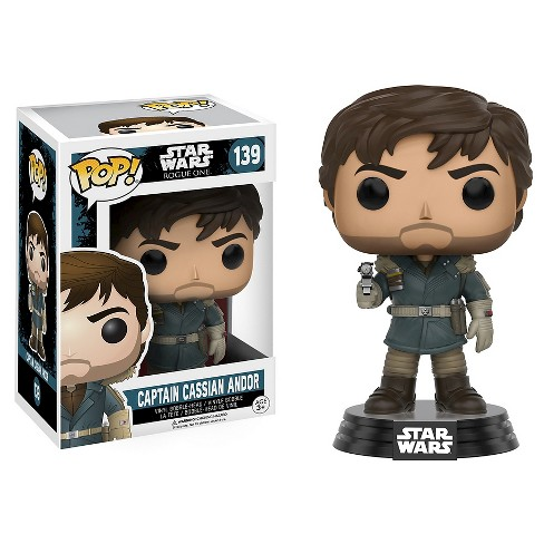Funko POP! Star Wars Rogue One - Captain Cassian Andor - image 1 of 1