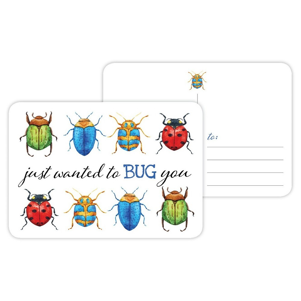 Post Cards Just Wanted To Bug You