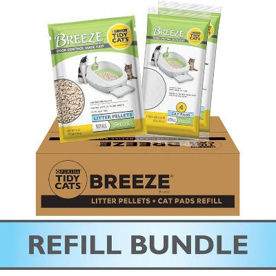 Tidy Cats Breeze Original Cat Litter Bundle Pack