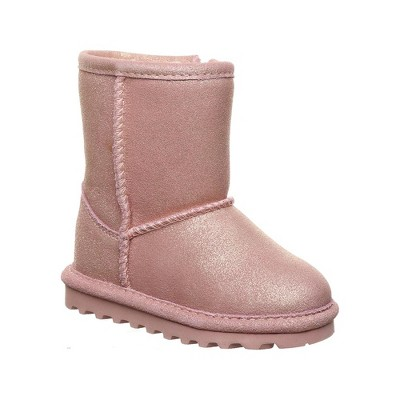Bearpaw Toddler Elle Zipper Boots