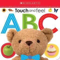 Touch and Feel ABC (Hardcover)