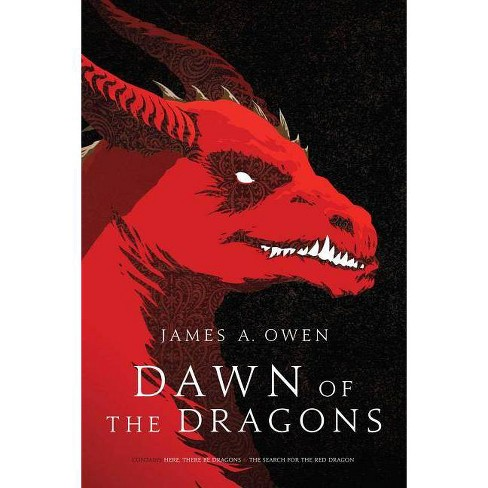 Dawn of the Dragons - (Age of Dragons)by  James A Owen (Paperback) - image 1 of 1