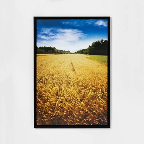 "27"" x 40"" Profile Poster Frame Black - Room Essentials™ - image 1 of 4"