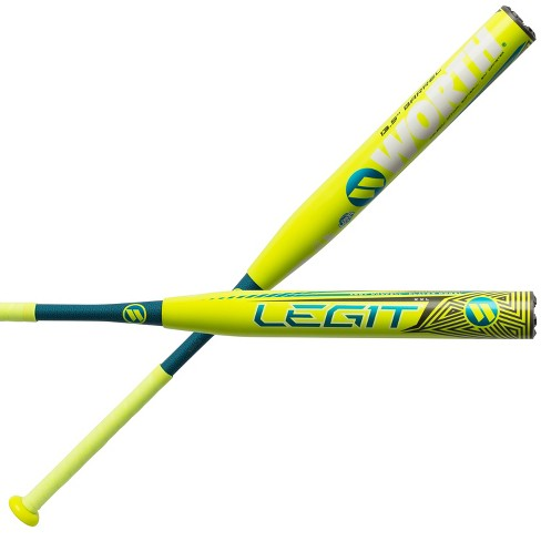 "Worth Andy Purcell Legit XXL 13.5"" USSSA Slowpitch Softball Bat Adult 2018 - image 1 of 1"