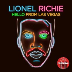 Lionel Richie - Hello From Las Vegas ( Target Exclusive , CD )
